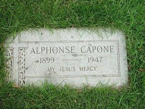 La leyenda de Al Capone.